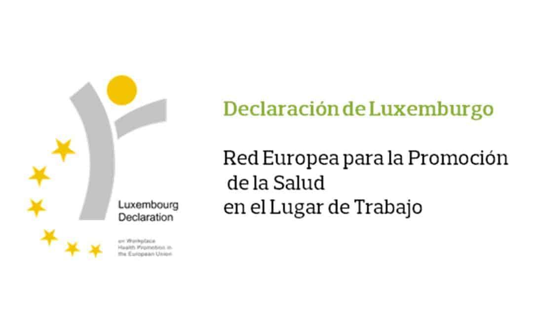 Grupo Esneca se adhiere a la Declaración de Luxemburgo