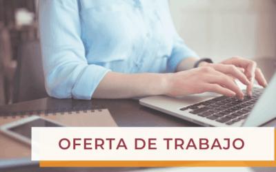 Oferta de Empleo: Adjunto a Dirección de Ventas