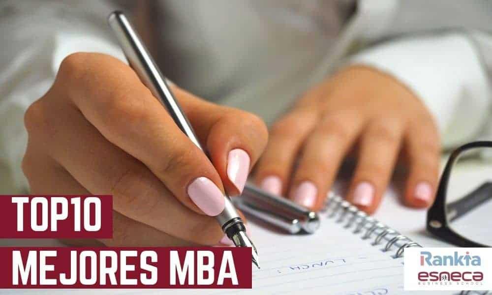 Tres MBA de Esneca Business School, en el TOP10 de mejores MBA de Rankia