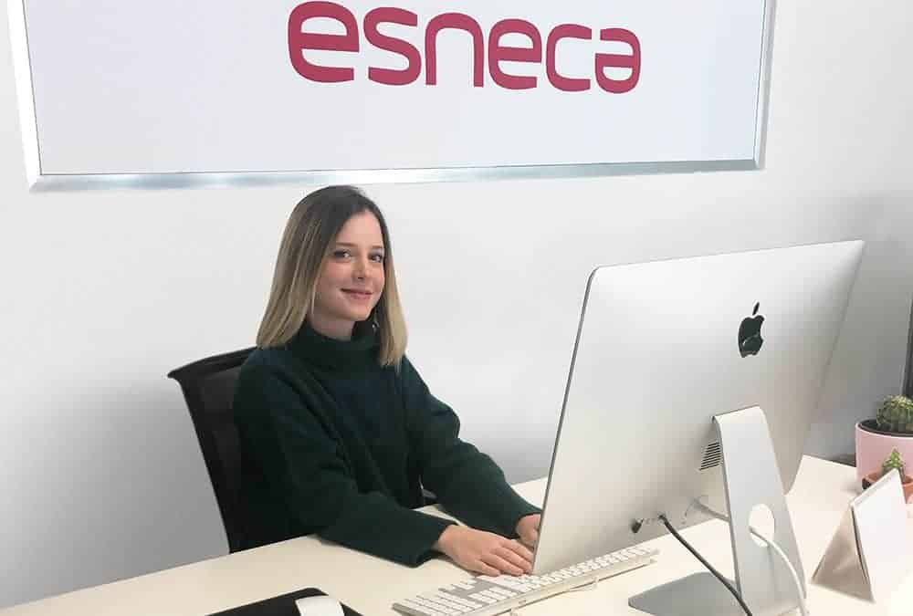 María Sánchez, de Esneca, nominada a Premios AEEN