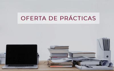 Oferta de Prácticas: Marketing digital