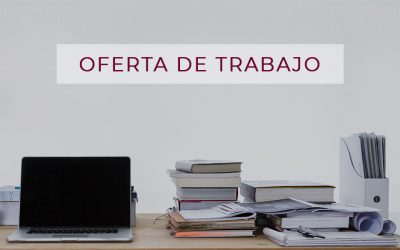 Oferta de empleo: Responsable de Producción Editorial