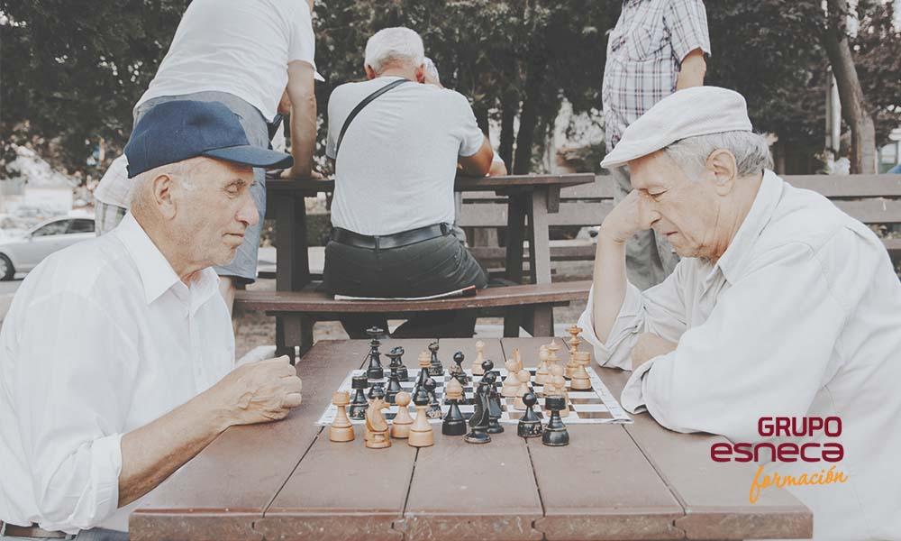 Cuantos tipos de actividades para personas mayores hay?