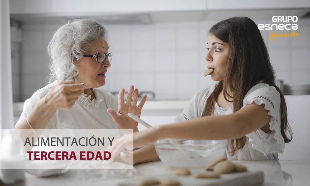 Alimentación y tercera edad: ¿Qué relación tienen?