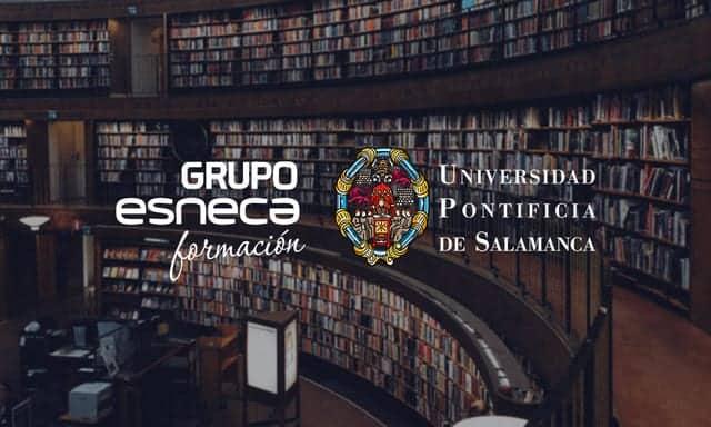 Grupo Esneca firma un acuerdo de colaboración con la Universidad Pontificia de Salamanca