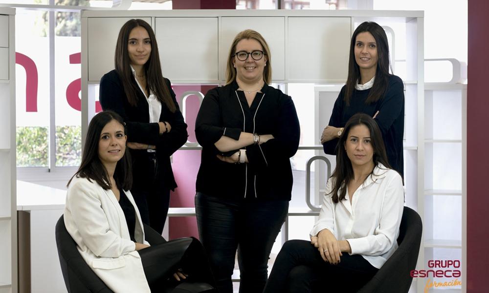 El liderazgo femenino es de vital importancia en Grupo Esneca