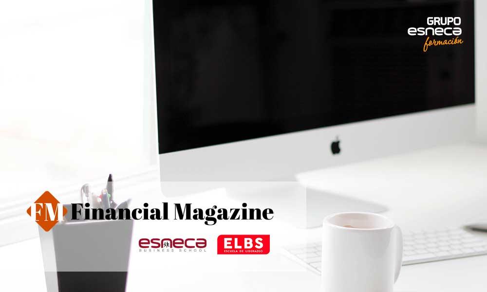 Esneca Business School y Escuela ELBS, galardonadas en los Rankings de Financial Magazine