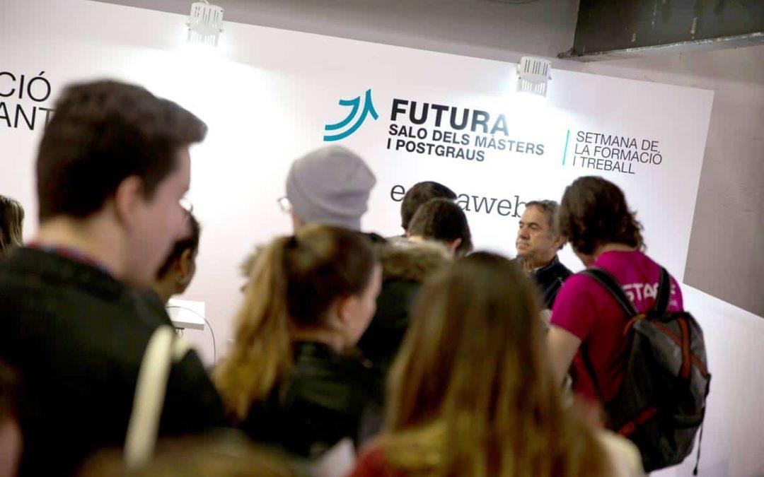 Grupo Esneca en Saló Futura 2018