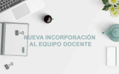 Nueva incorporación en el equipo docente de Grupo Esneca
